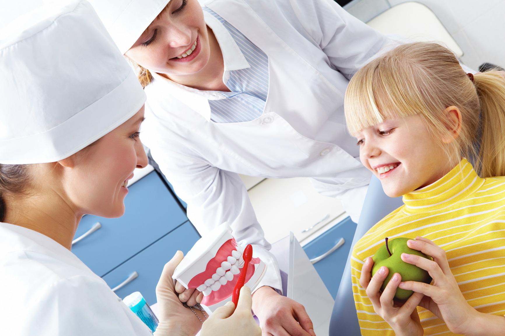 Agliatta Odontoiatria pediatrica